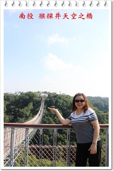 南投 猴探井天空之橋 12