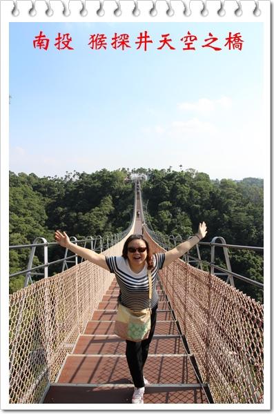 南投 猴探井天空之橋 13