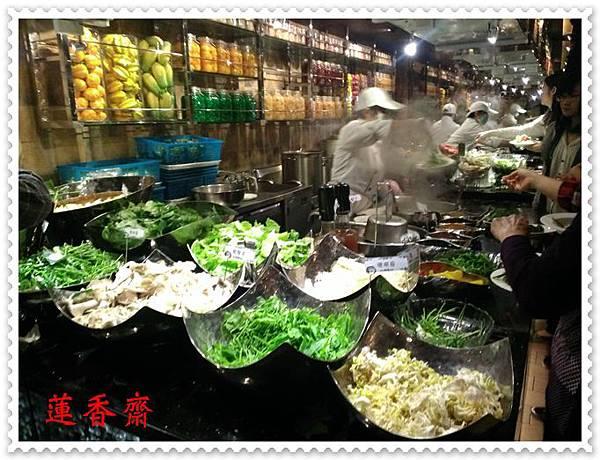 蓮香齋蔬食 13