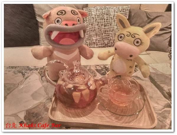台北 Khaki Cafe Bar 08