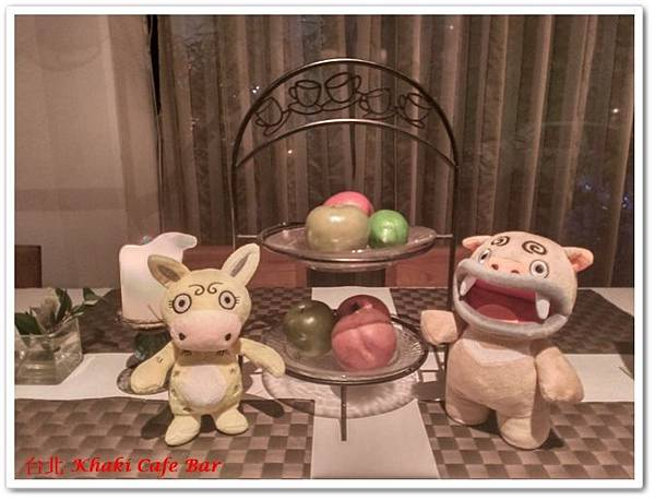 台北 Khaki Cafe Bar 10