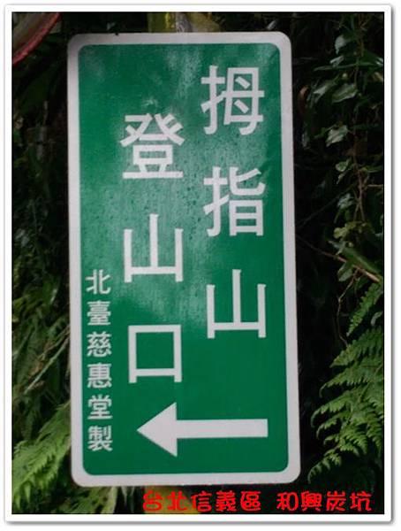 台北信義區 和興炭坑 02
