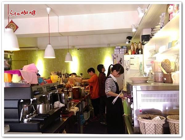 台北 Sam咖啡 08