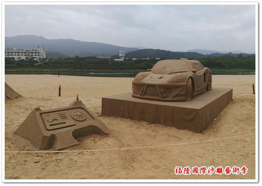 福隆國際沙雕藝術季 10