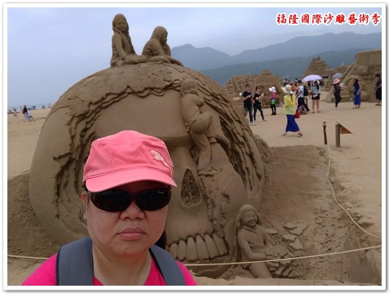 福隆國際沙雕藝術季 32
