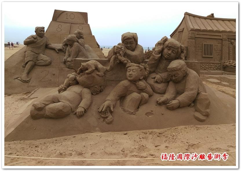 福隆國際沙雕藝術季 38