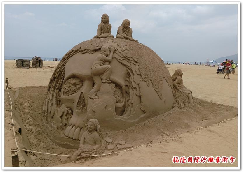 福隆國際沙雕藝術季 41