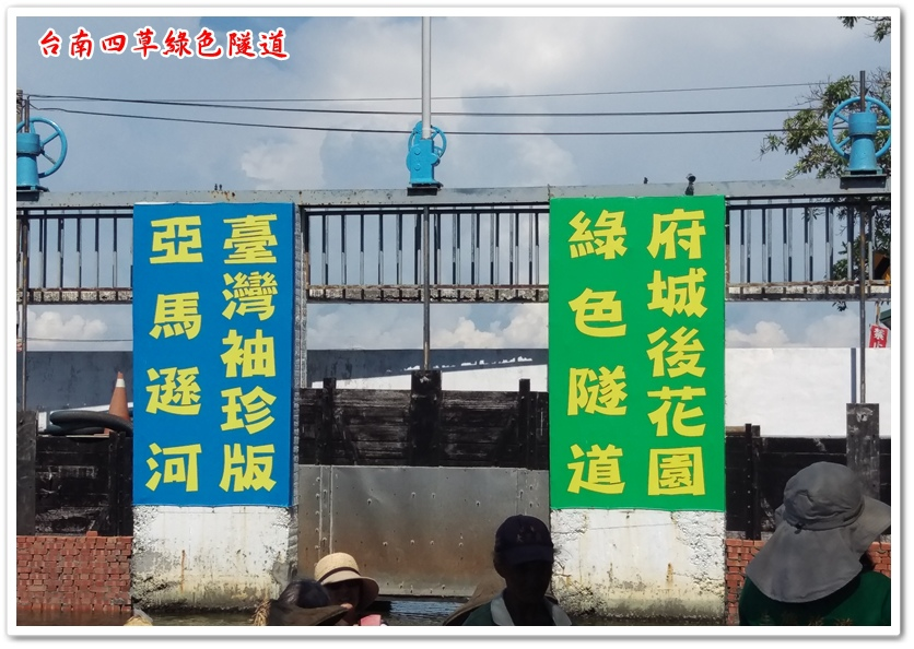 台南四草綠色隧道 06