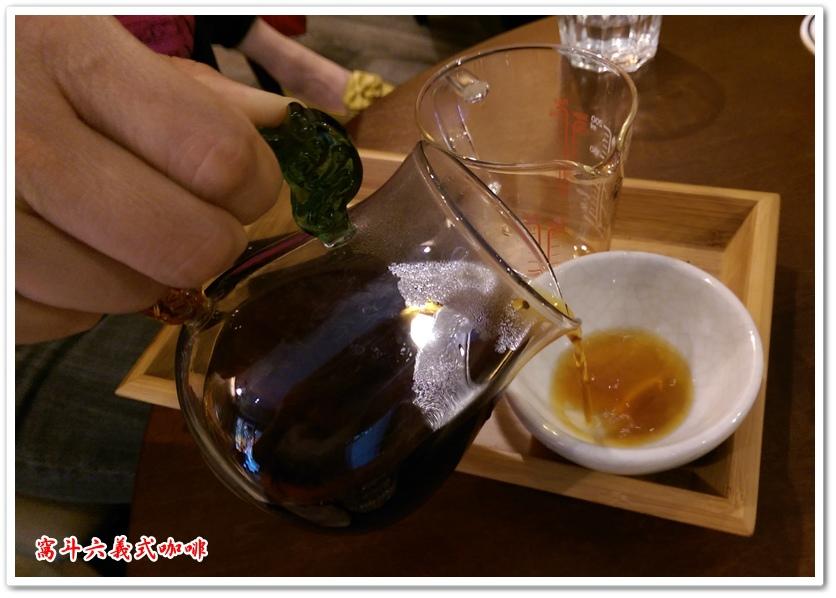 窩斗六義式咖啡 14