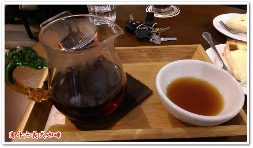 窩斗六義式咖啡 16