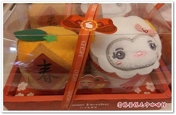 雲林蛋糕毛巾咖啡館 17