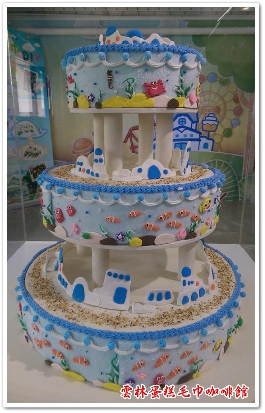 雲林蛋糕毛巾咖啡館 25