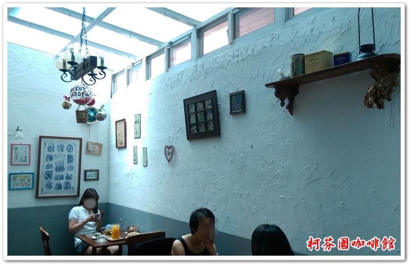 柯芬園咖啡館 05