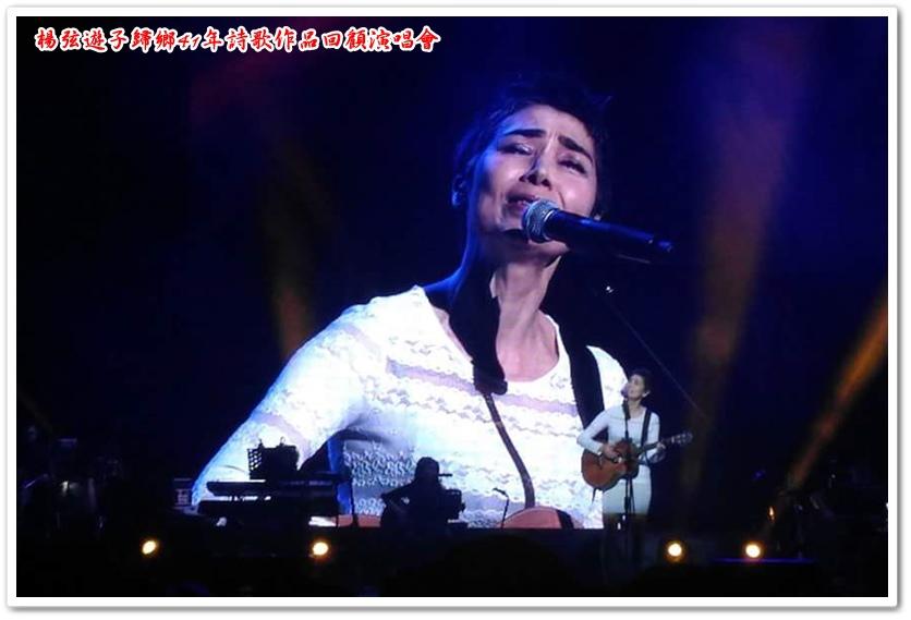 楊弦遊子歸鄉41年詩歌作品回顧演唱會 18