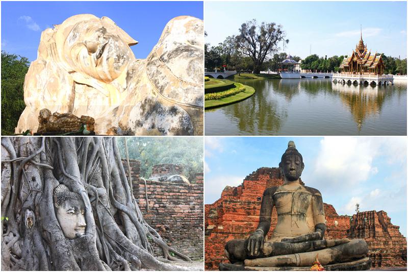 泰國大城景點
