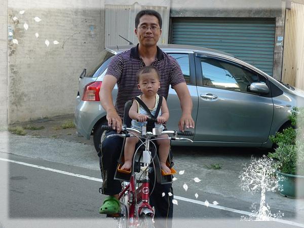 990808_騎腳踏車