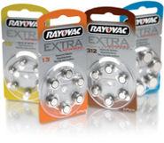 英國Rayovac-助聽器專用鋅空電池