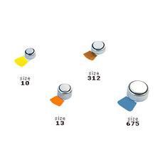 助聽器專用鋅空電池 Zinc-Air