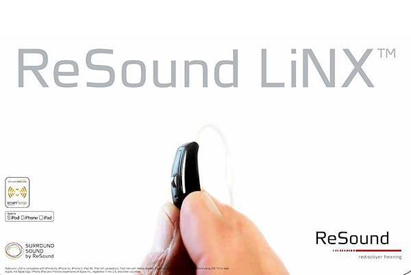 small ReSound Linx