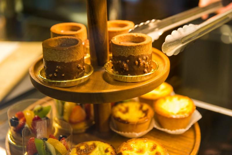 艋舺門市甜點
