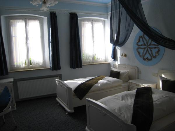 旅館主題房間一(浪漫法式風)