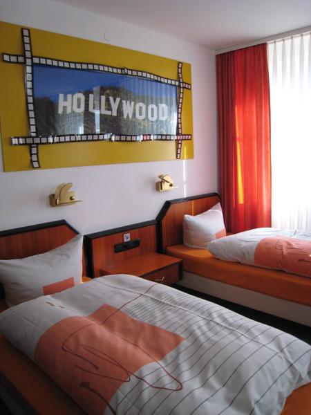 旅館主題房間二(美式好萊鄔風)