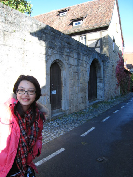 我與老舊的街道