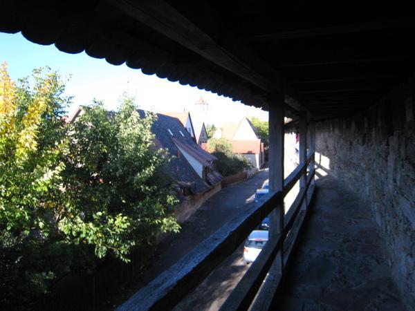 從老城牆往外看!!