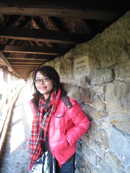 我與老城牆
