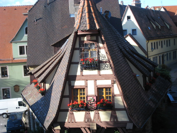 屋頂建築很有趣!