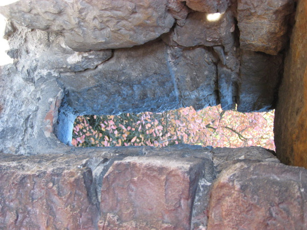 老城牆的歷史痕跡
