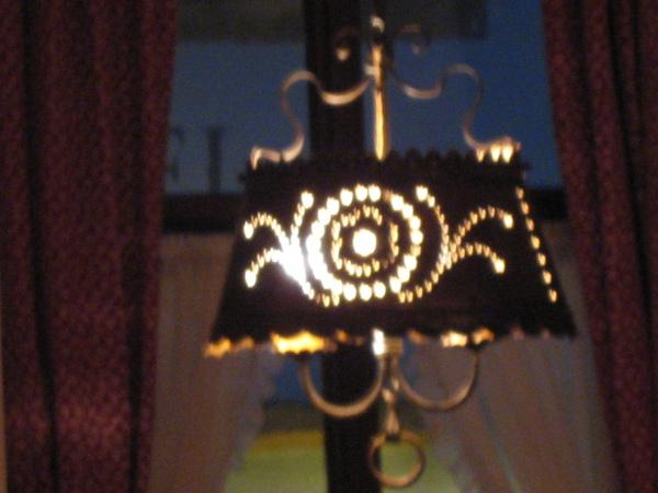 靜謐可愛的燈飾