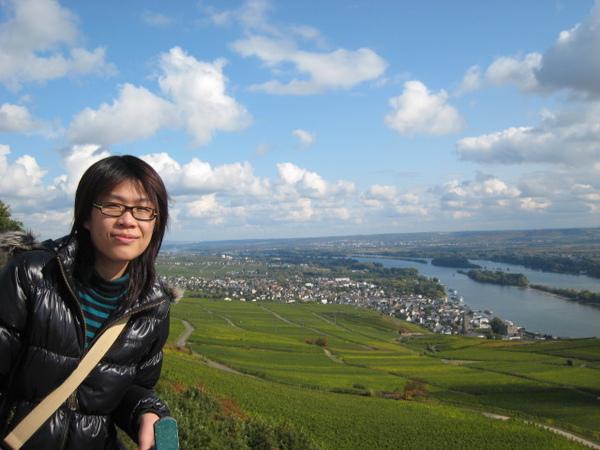 阿佳與萊茵河谷地