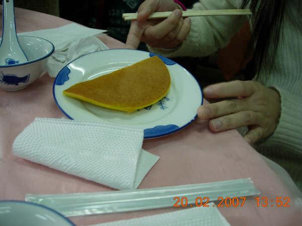 東北特產--玉米餅