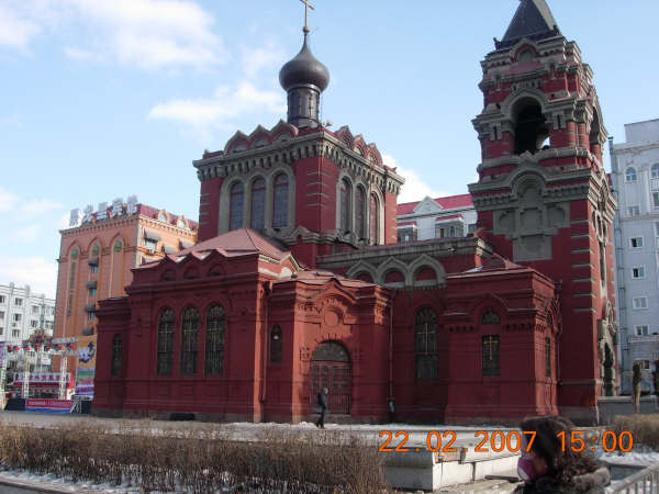 果戈里教堂