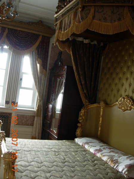 偽皇宮一角--琬容皇后房間
