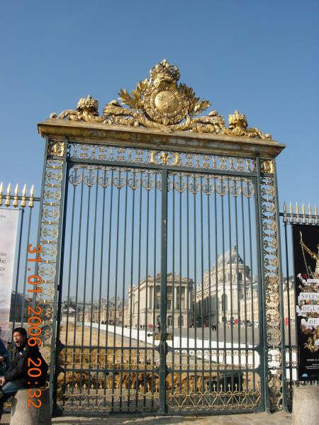 凡爾賽大門