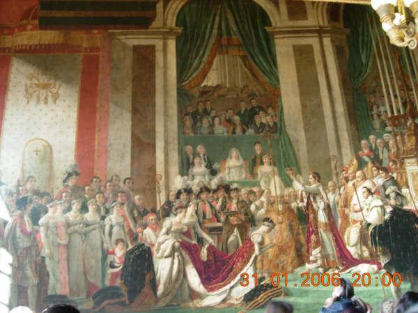 拿破倫加冕典禮