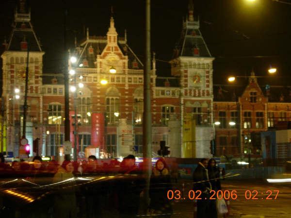 荷蘭火車站