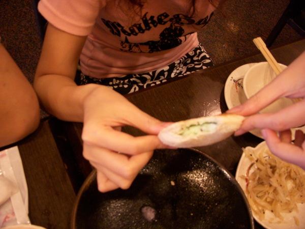 碳烤冰淇淋