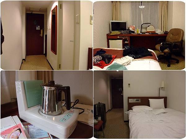 day1_飯店房間