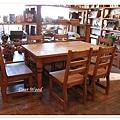 #3040002-1 $16000 單色餐桌