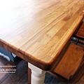 #3040002   $16500現貨價 雙色系餐桌