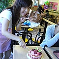 小可愛切蛋糕