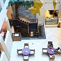 溫泉飯店大廳