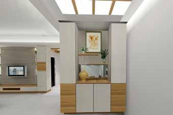 台中玄關設計系統家具