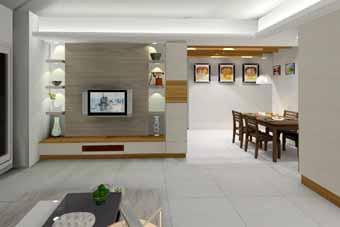 室內設計裝潢系統家具注意事項
