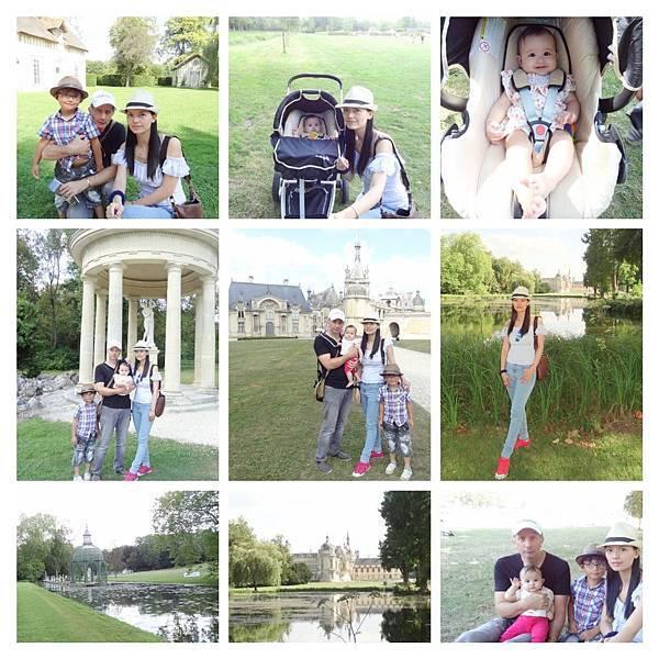 2016暑假之香堤耶城堡