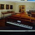 貝多芬明信片3,我超喜歡這兩架鋼琴的啊啊啊!!!