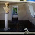 貝多芬明信片4,他出生的小閣樓
